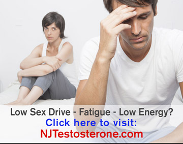 Hormone Testosterone Low Energy